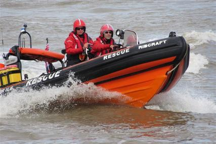 LIFEBOAT - RIBCRAFT 4.8m RIB for sale in United Kingdom for £39,500