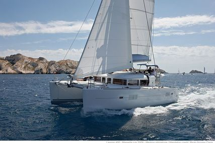 Lagoon 400 S2 for sale in Greece for €345,000 (£298,200)