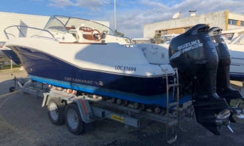 Image of Jeanneau Cap Camarat 755 WA for sale in France for €35,000 (£31,666) LORIENT, France