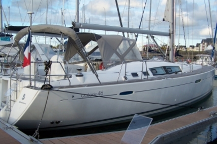 Beneteau Oceanis 46 for sale in France for €160,000 (£138,671)