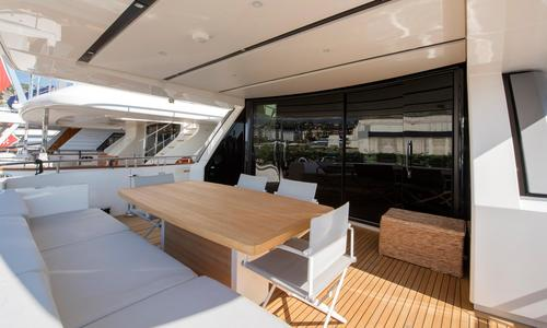 Image of Sanlorenzo SL96 #623 for sale in Netherlands for €4,950,000 (£4,367,968) Netherlands