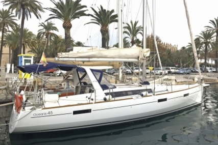Beneteau Oceanis 45 for sale in Spain for €159,000 (£139,554)