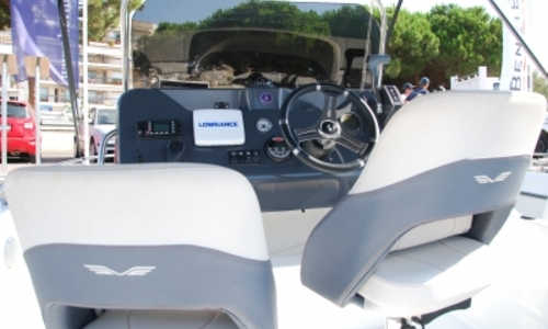 Image of Beneteau Flyer 5.5 Spacedeck for sale in Spain for €26,378 (£22,570) BARCELONA, Spain