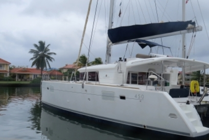 Lagoon 450 for sale in Saint Lucia for €350,000 (£303,883)