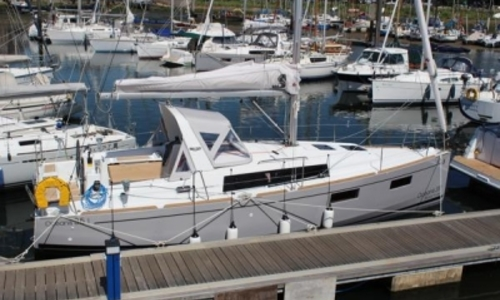 Image of Beneteau Oceanis 35.1 for sale in United Kingdom for £129,500 IPSWICH, United Kingdom