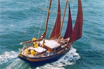 Valdettaro 54 GOLETTA SCHOONER for sale in Greece for €50,000 (£42,787)