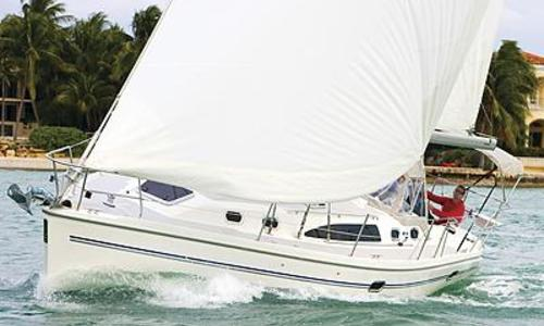 Image of Catalina 375 for sale in United States of America for $167,500 (£133,973) Kemah, TX, United States of America