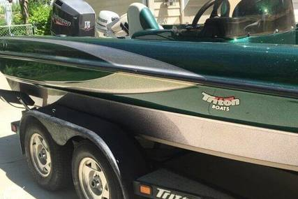 "Triton 205 Walleye ""fish and ski"" for sale in United States of America for $23,750 (£17,973)"