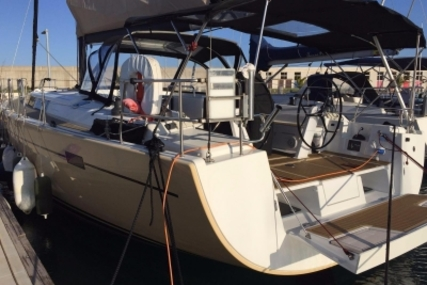 Hanse 495 for sale in Spain for €310,000 (£270,487)