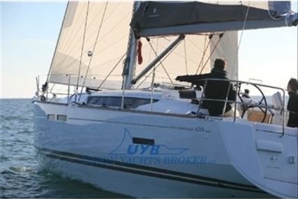 Jeanneau Sun Odyssey 439 for sale in Italy for €165,000 (£144,821)
