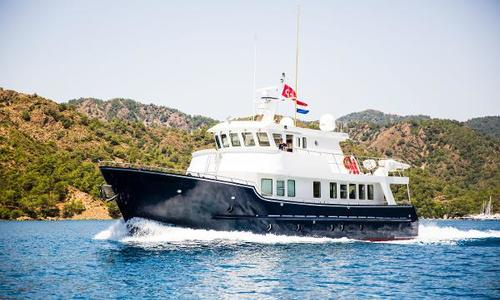Image of Cape Horn Trawler for sale in Greece for $1,800,000 (£1,386,567) Athens, Greece