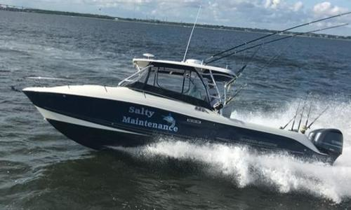 Image of Hydra-Sports 3300 Vector Express for sale in United States of America for $119,900 (£92,197) North Palm Beach, FL, United States of America