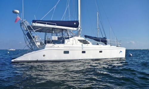 Image of Manta 42 MK II for sale in United States of America for $249,000 (£191,468) Islamorada, FL, United States of America