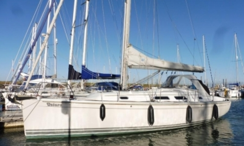 Image of Hanse 370 for sale in United Kingdom for £69,950 BURNHAM ON CROUCH, United Kingdom