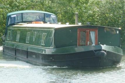 Wide Beam Narrowboat 65 x 12 Hanbury Monarch for sale in United Kingdom for £110,000