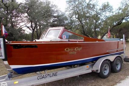 Chris-Craft 18 Deluxe Utility for sale in United States of America for $22,500 (£17,111)