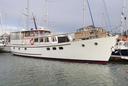 Classic Fleur de Lys motor yacht for sale in United Kingdom for £125,000