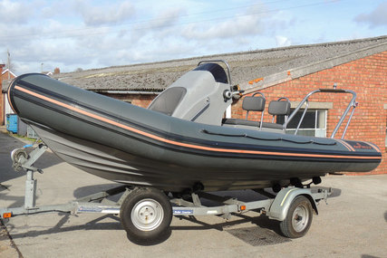 Menai Atlanta 550 SR - Ribeye Avon Valiant Bombard Zodiac for sale in United Kingdom for £7,500