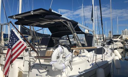 Image of Hunter 39 for sale in United States of America for $145,000 (£113,853) St Petersburg, FL, United States of America