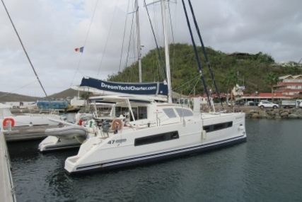 Catana 47 for sale in France for €360,000 (£311,166)