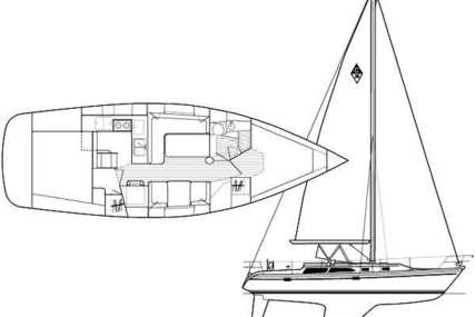 Catalina 36 MkII for sale in United States of America for $77,500 (£58,397)