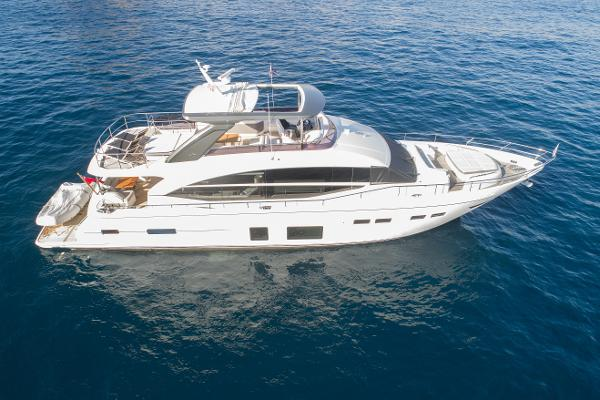 Princess 75 Motor Yacht For Sale In Spain For P O A
