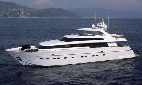 Image of Sanlorenzo 88 for sale in Spain for €2,450,000 (£2,170,331) Mallorca, Spain