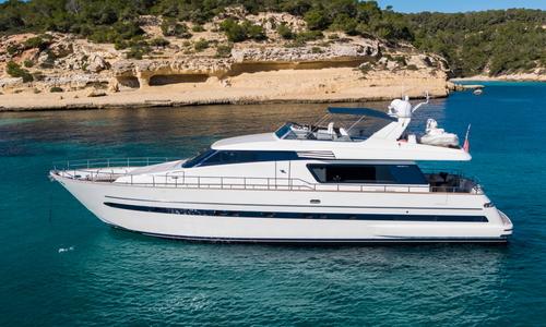 Image of Sanlorenzo 72 for sale in Spain for €650,000 (£556,526) Palma de Mallorca,, Spain