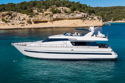 Sanlorenzo 72 for sale in Spain for €749,000 (£656,557)