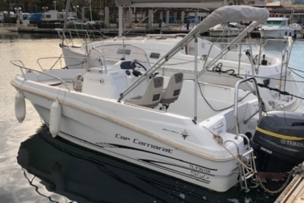 Jeanneau Cap Camarat 5.5 CC for sale in France for €21,500 (£18,746)