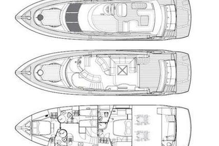 Sunseeker Manhattan 60 for sale in Turkey for €650,000 (£569,511)