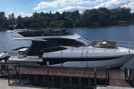 Galeon 460 Fly for sale in Ukraine for €695,000 (£610,925)