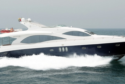 Majesty 88 for sale in United Arab Emirates for €1,499,000 (£1,313,380)