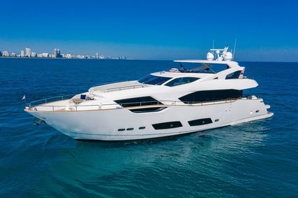 Sunseeker 95 Yacht for sale in United States of America for $6,999,000 (£5,606,556)