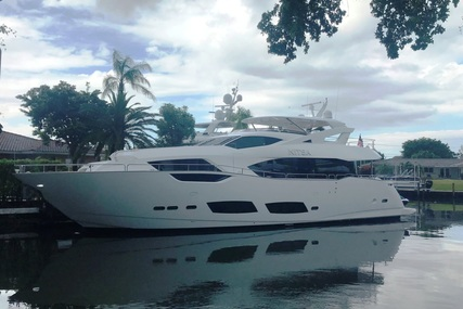 Sunseeker 95 Yacht for sale in United States of America for $6,999,000 (£5,778,758)