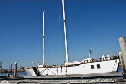 Murray Peterson 65 Coastal Schooner for sale in United States of America for $57,000 (£43,094)