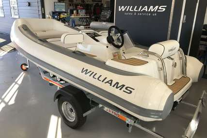 Williams Turbo Jet 325 Sport 100 Hp for sale in United Kingdom for £28,244