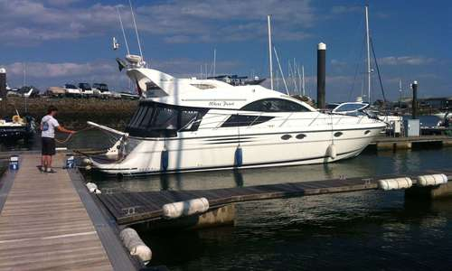 Image of Fairline Phantom 46 for sale in United Kingdom for P.O.A. Boats.co., United Kingdom