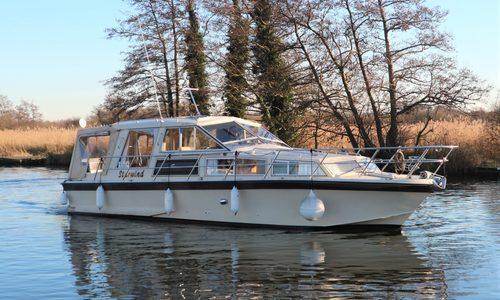 Image of Freeman 33 Sedan for sale in United Kingdom for £29,950 Norfolk Yacht Agency, United Kingdom