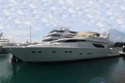 Ferretti 80 for sale in Singapore for $1,000,000 (£775,428)