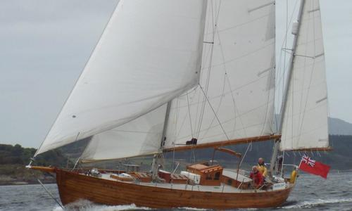 Image of Classic 24 ton Berthon Gauntlet for sale in Spain for £99,000 Murcia, , Spain