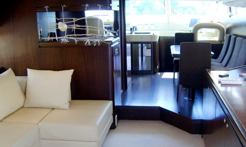 Image of Elegance Yachts 64 Garage Stabi's for sale in Russia for €650,000 (£569,511) Ostsee , Russia