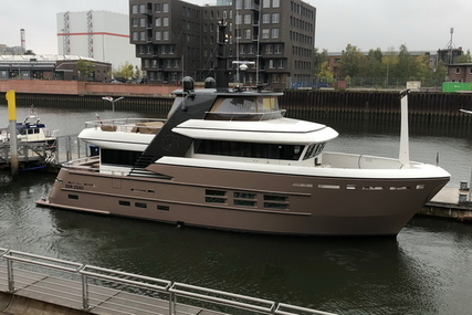 Bandido 80 for sale in Germany for €6,300,000 (£5,519,876)