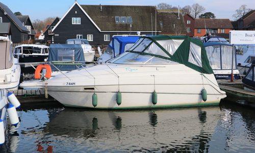 Image of Maxum 2400 SCR for sale in United Kingdom for £15,950 Norfolk Yacht Agency, United Kingdom