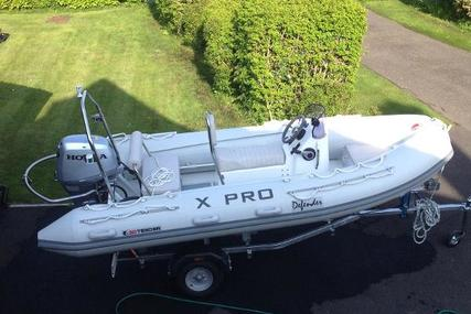 X-Pro XPRO 420 RIB for sale in United Kingdom for £9,995