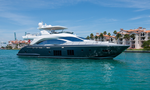 Image of Azimut Yachts Motor Yacht - US Spec for sale in United States of America for $3,750,000 (£2,825,668) Miami Beach, FL 33109, Florida, United States of America