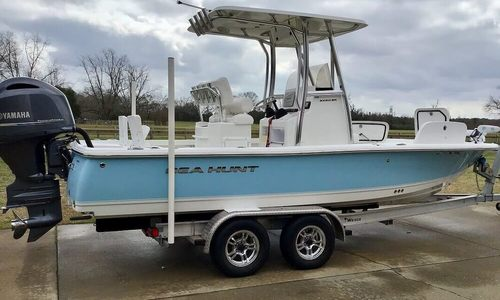 Image of Sea Hunt bx22 br for sale in United States of America for $49,999 (£38,585) Headland, Alabama, United States of America