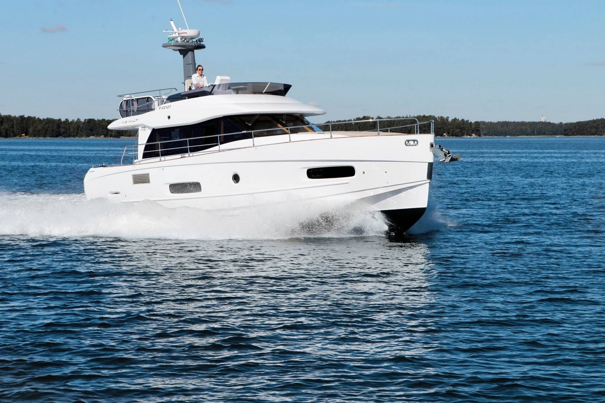 Azimut Yachts 43 Magellano for sale in Finland for €489,000