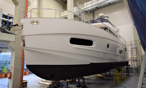 Image of Azimut Yachts 43 Magellano for sale in Finland for €469,000 (£428,444) Kotka, (, Finland