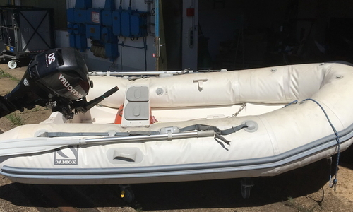 Image of Zodiac YL 340 R for sale in Germany for €2,000 (£1,744) Germany